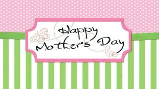 Happy mothers day simple wallpaper