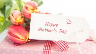 Happy mothers day with love