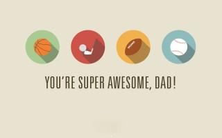 Awesome fathers day hd pi