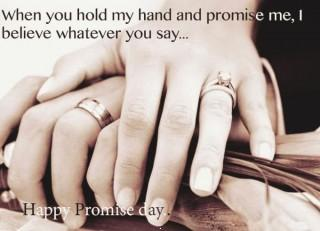 Promise day hd image