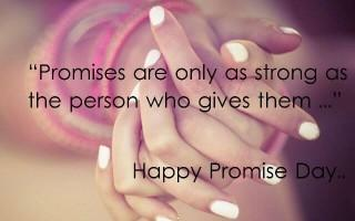 Promise day hd wallpaper for valentine