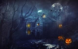 Halloween hd wallpaper for mobile