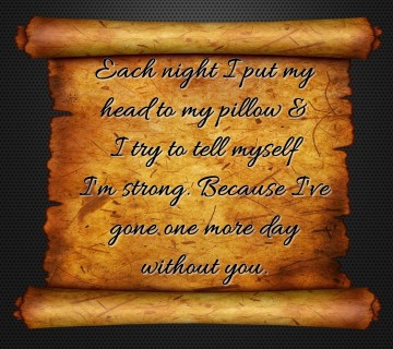 Without you painful message hd wallpaper ,wallpapers,images,
