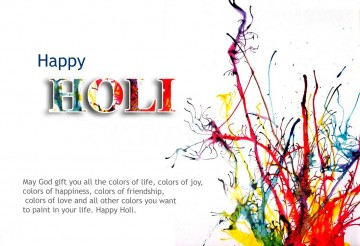 Holi hd wallpaper for desktop