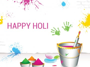 Holi hai hd wallpaper