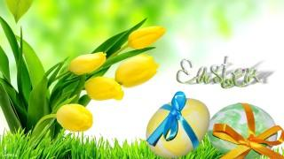 Easter wishes for mobile