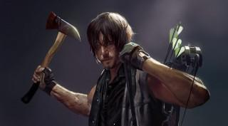 The walking dead hd wallpaper for mobile