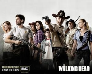 Tv serial the walking dea