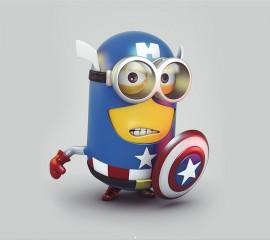 Capitan minion