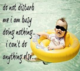 Do not dirturb