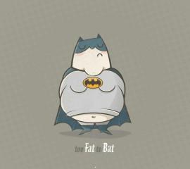 Fat batman13