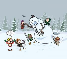 Frosti crazy