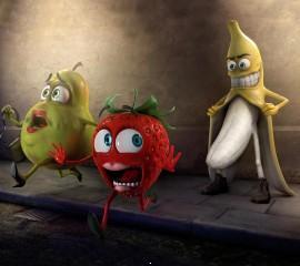 Funny banana (2)