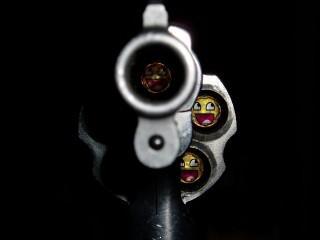 Gun full of awesome