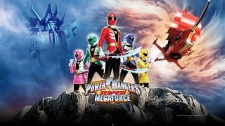 Tv serial power ranger 4