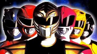 Tv serial power ranger 5