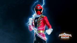 Tv serial power ranger 6