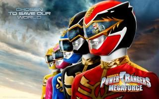 Tv serial power ranger 9