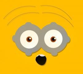 Minion eyes (2)