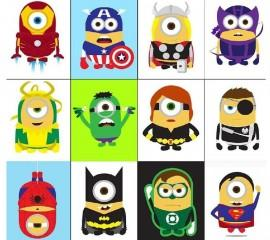 Minions heros