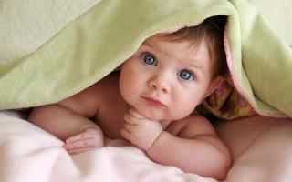 Sweet little child