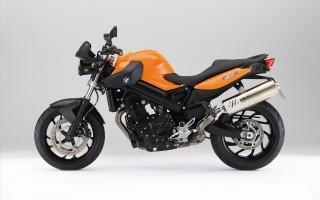 Bmw f800 r orange