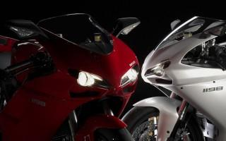 Ducati streetfighters wid