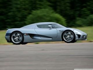 2006 koenigsegg ccx side
