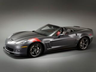 2009 chevy corvette grand