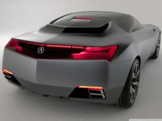 Acura concept 6 wallpaper