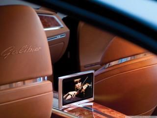 Bugatti 16c galibier inte
