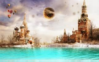 Moscow dreamland