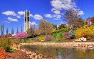 Botanic spring