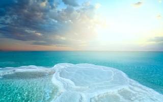 Salt sea