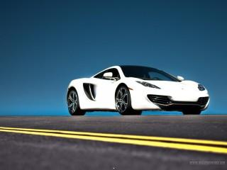 Mclaren mp4 12c car deskt