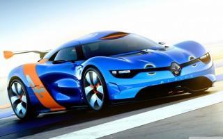 Renault alpine concept ca