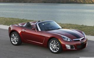 Saturn sky turbo wallpape