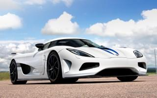 Swedish hypercar koenigse