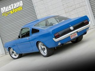 Year one fastback mustang