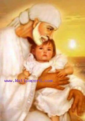 Sai with a small baby ,wide,wallpapers,images,pictute,photos