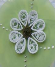 Quilled flower ,wallpapers,images,