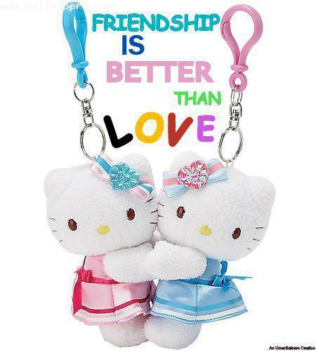 Friendship teddy