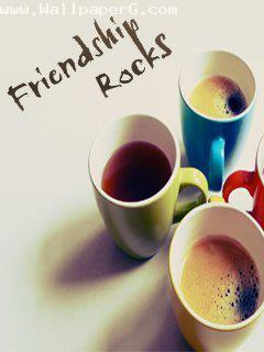 Friendship rocks