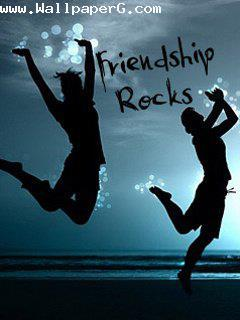 Friends always rock