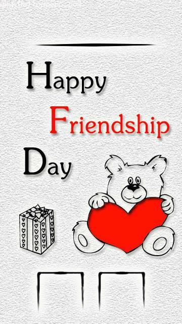 Happy friendship day 1