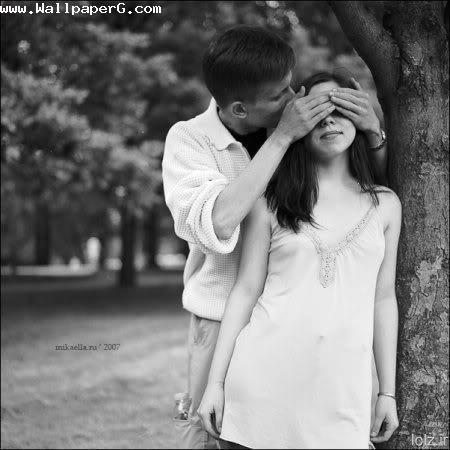 Lover boy closing his girl eyes  ,wide,wallpapers,images,pictute,photos