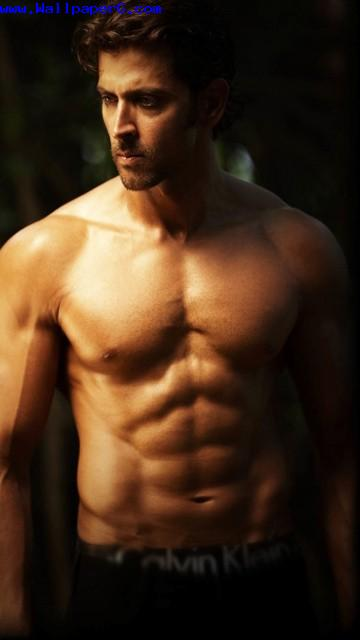 Krrish 3 first hritika body