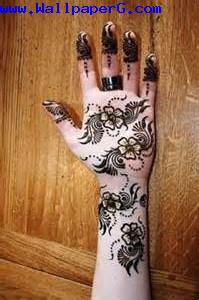 Karwa chauth hand mehendi 1 ,wide,wallpapers,images,pictute,photos