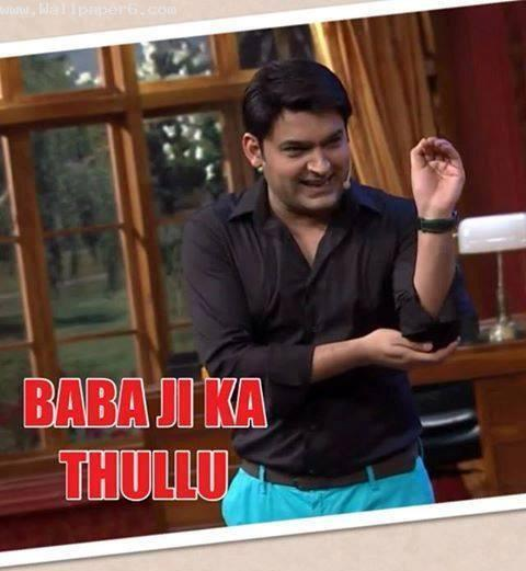 Kapil babau ji ka thullu ,wide,wallpapers,images,pictute,photos