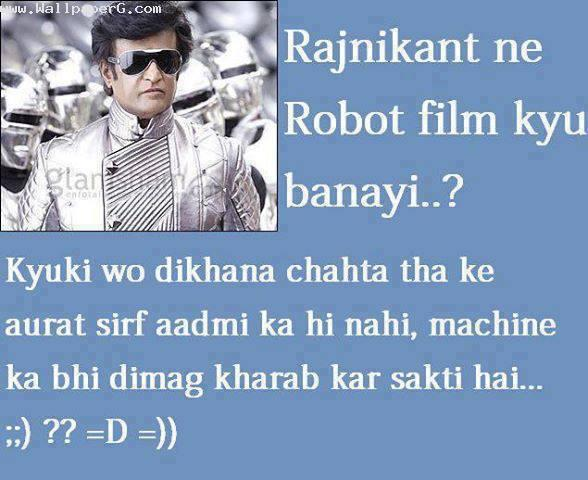 Rajnikant ne robot film kyu banayi ,wide,wallpapers,images,pictute,photos